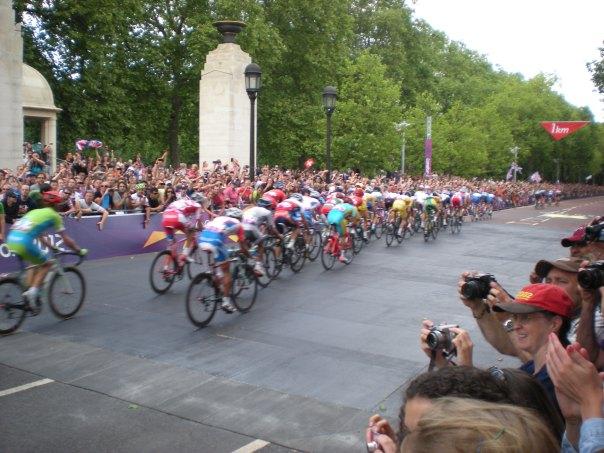 Men's Cycle Race © Memoirs Of A Metro Girl 2012