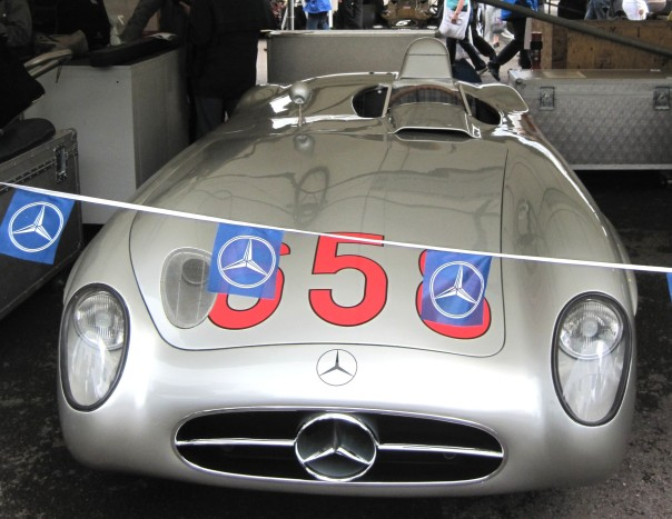 Mercedes Benz 300SLR 1955 © Memoirs Of A Metro Girl 2012
