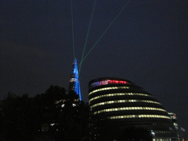The Shard © Memoirs Of A Metro Girl 2012