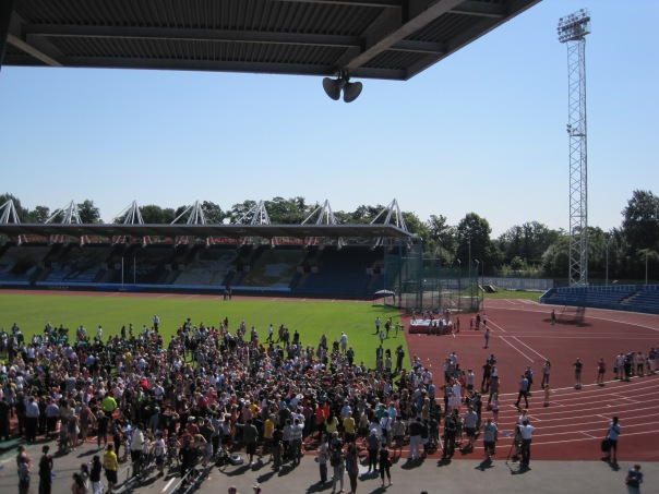 Crystal Palace stadium © Memoirs Of A Metro Girl 2012