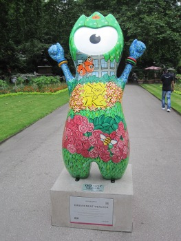 Embankment Wenlock © Memoirs Of A Metro Girl 2012