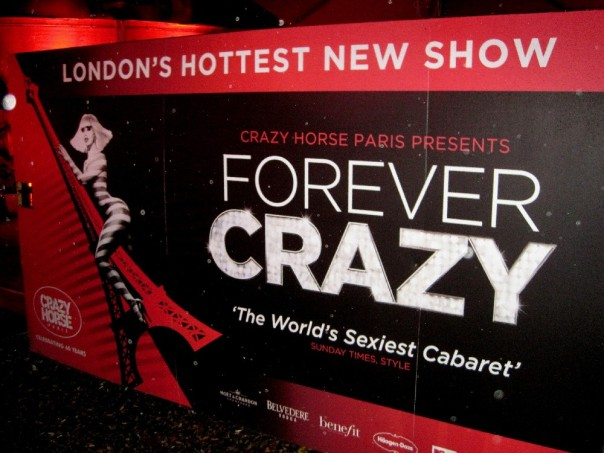 Ooh La La Crazy Horse Cabaret Comes To London With Forever Crazy