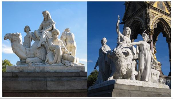 Albert Memorial © Memoirs Of A Metro Girl 2012