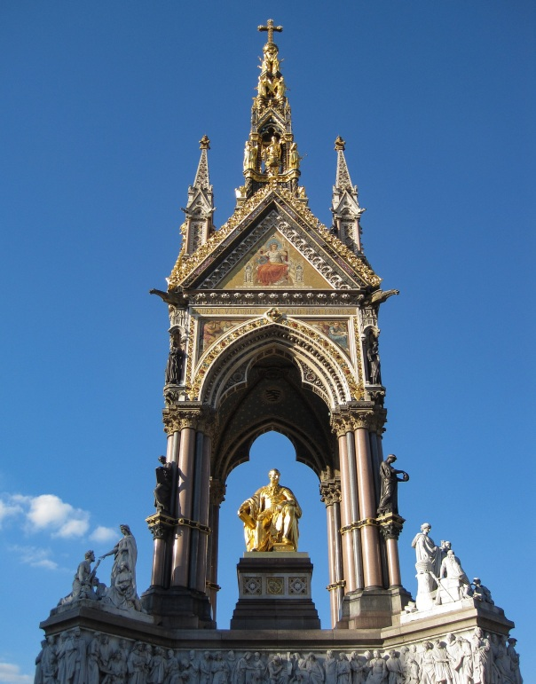 Albert Memorial © Memoirs Of A Metro Girl 2012