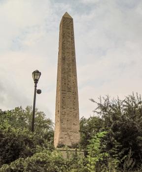 Central Park obelisk © Memoirs Of A Metro Girl 2016