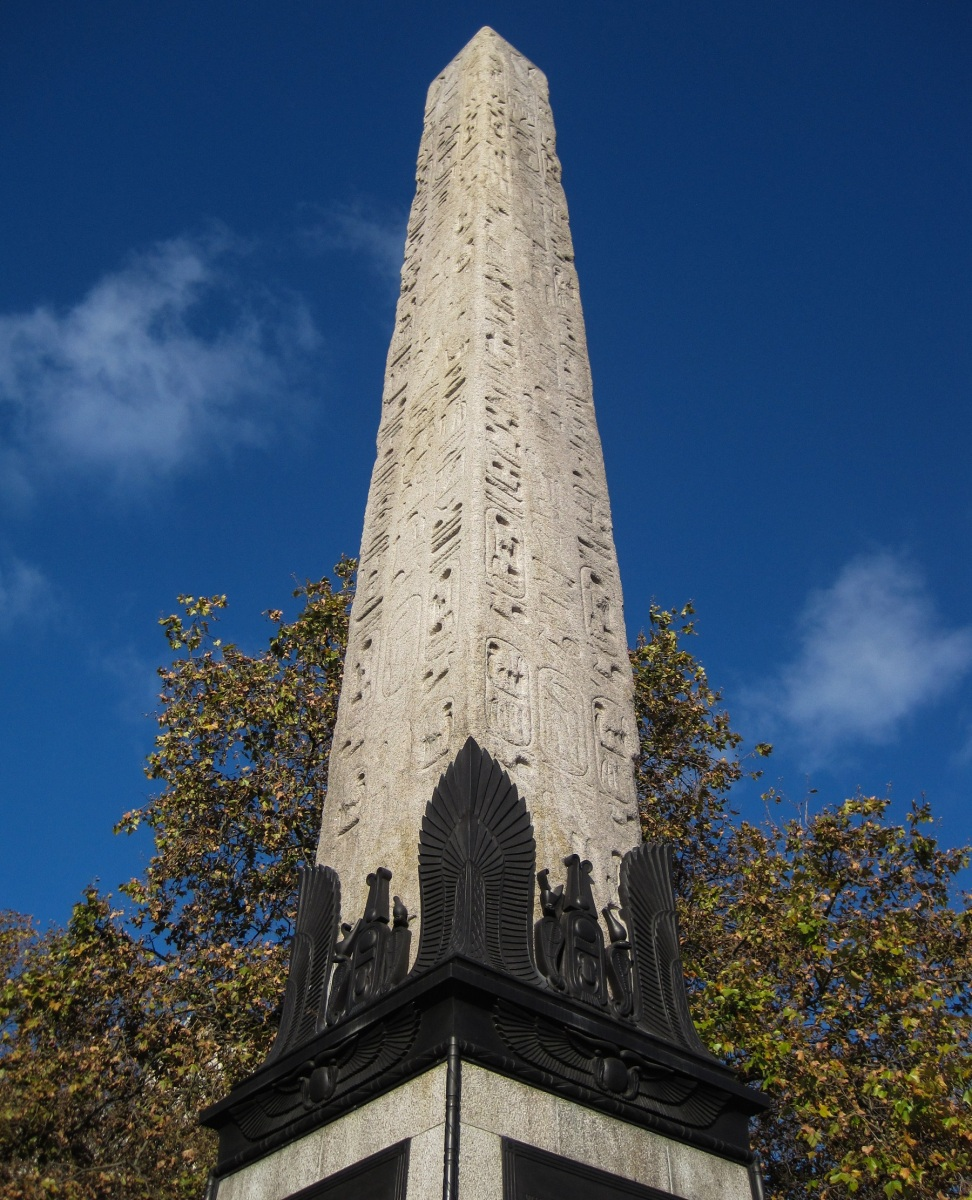 Cleopatra's Needle: How an Egyptian obelisk ended up by the Thames... and why isn't it Thutmose's Needle?