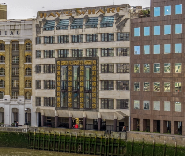 Hays Wharf HQ Olaf House © Memoirs Of A Metro Girl 2017