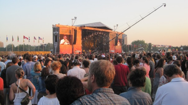 Guide To Music Festivals And Open Air Concerts In London