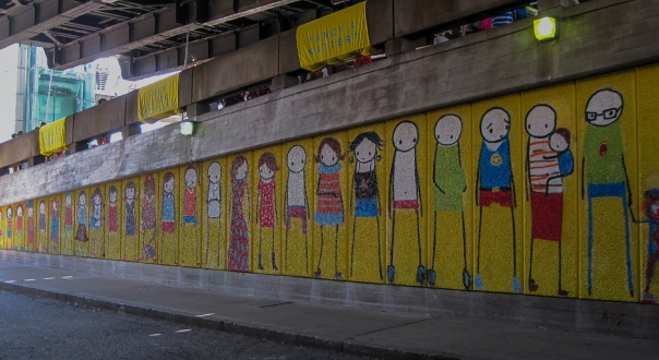 Stik South bank © Memoirs Of A Metro Girl 2013