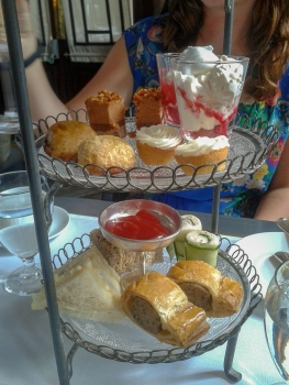 Gilbert Scott afternoon tea © Memoirs Of A Metro Girl 2013