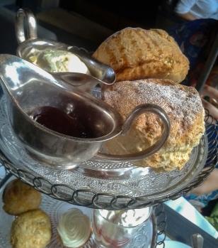 Gilbert Scott afternoon tea © Memoirs Of A Metro Girl 2013