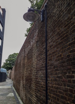 Marshalsea wall Borough © Memoirs Of A Metro Girl 2018