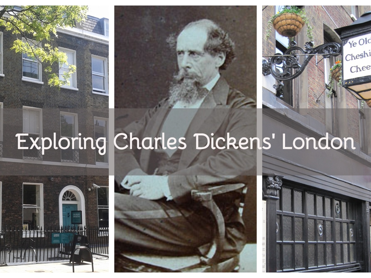 Charles Dickens London sights © Memoirs Of A Metro Girl
