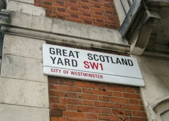 Great Scotland Yard © Memoirs Of A Metro Girl 2014