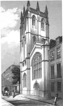 St Alban church London