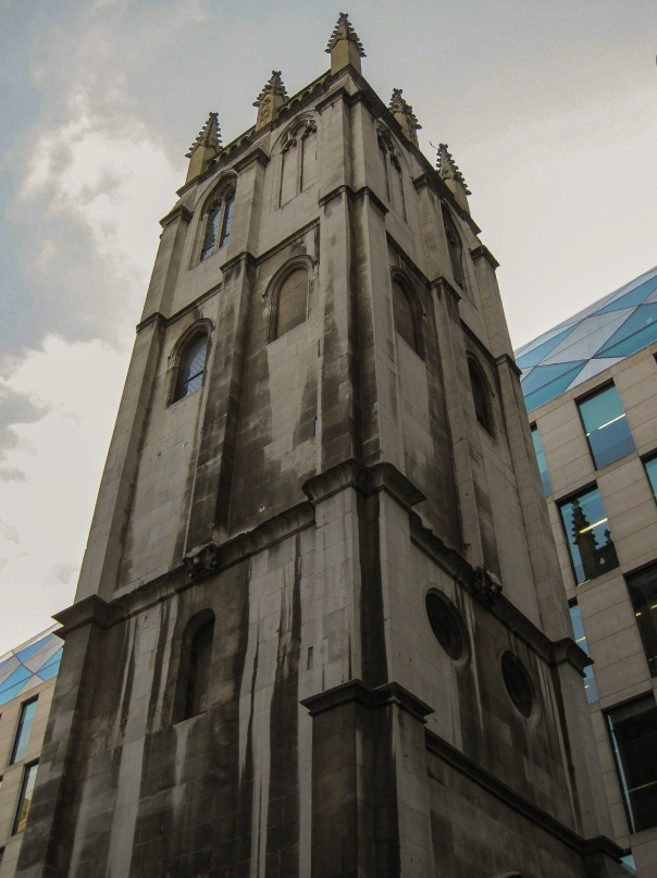 St Alban tower © Memoirs Of A Metro Girl 2014