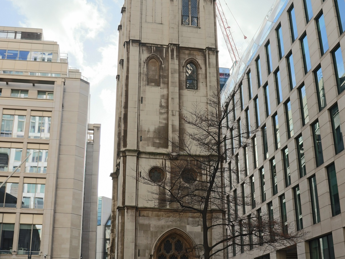St Alban church tower © Memoirs Of A Metro Girl 2014