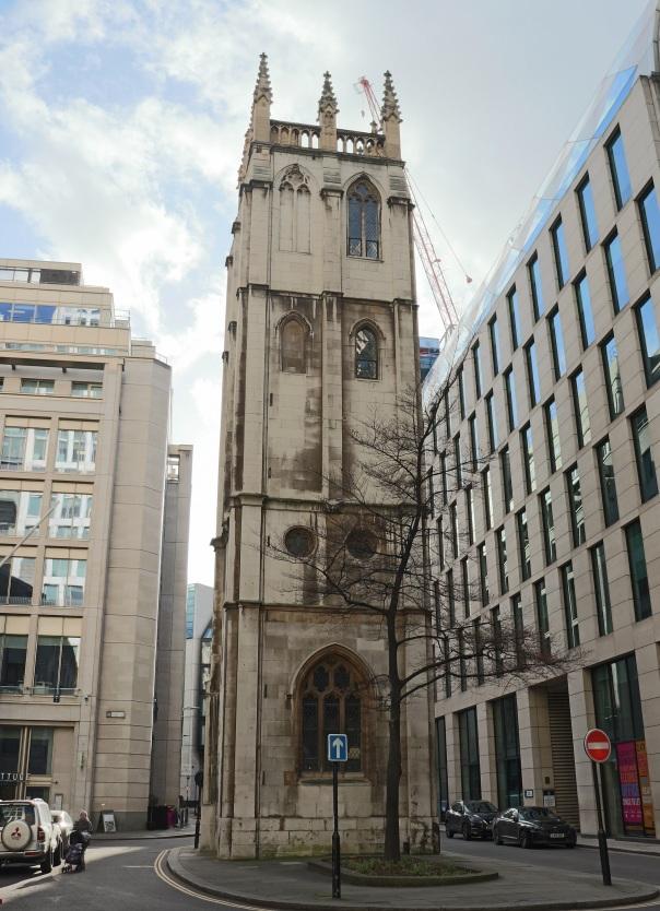 St Alban church tower © Memoirs Of A Metro Girl 2014