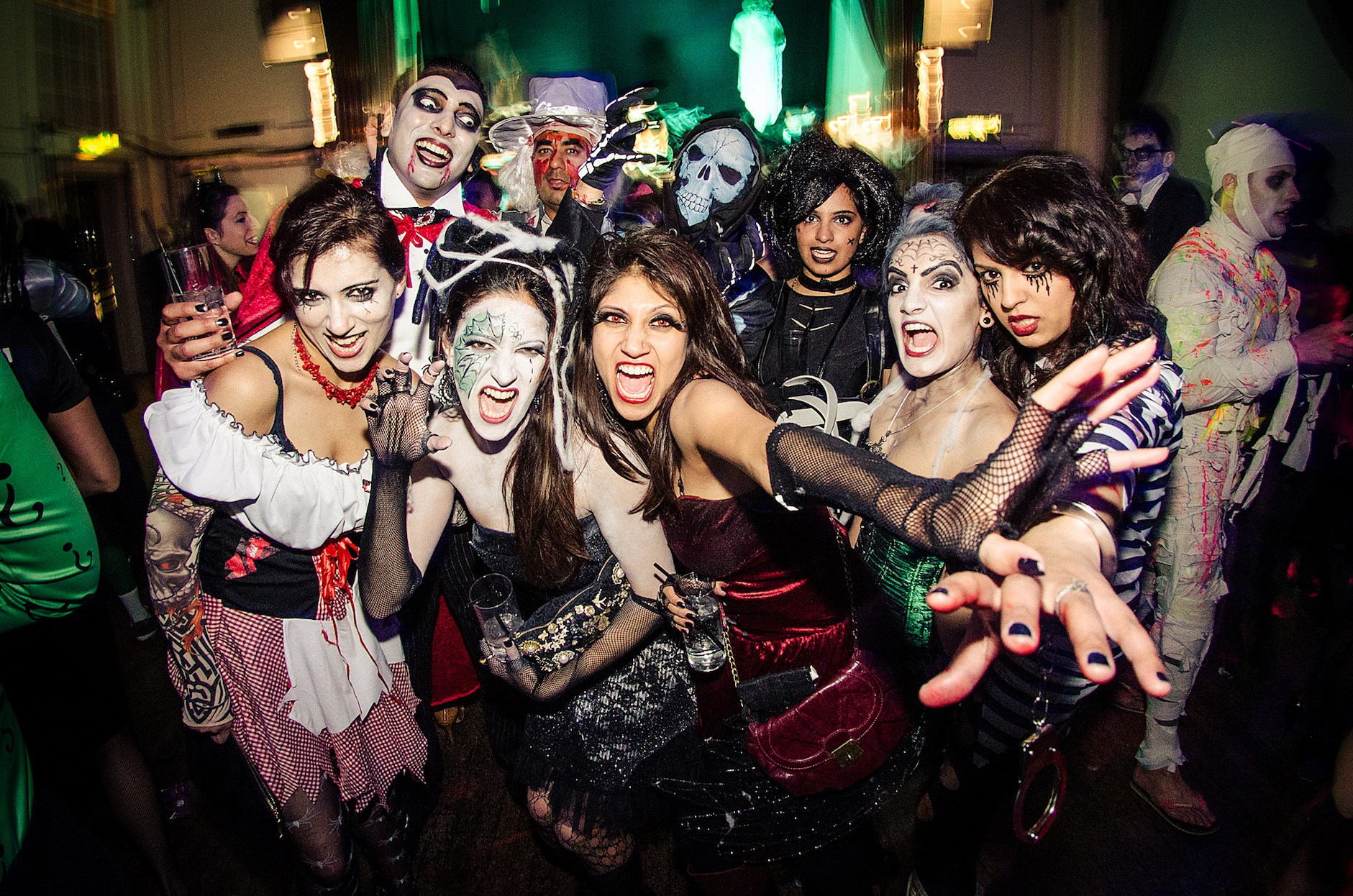 Guide to what's on in London for Halloween 2014 | Memoirs Of A ...