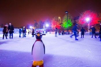© Ice Skate Vauxhall