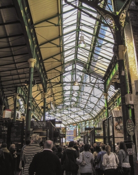 Borough Market © Memoirs Of A Metro Girl 2014