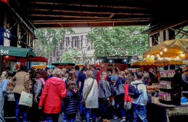 Borough Market © Memoirs Of A Metro Girl 2014