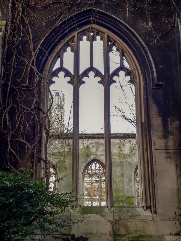 St Dunstan North Window  © Memoirs Of A Metro Girl