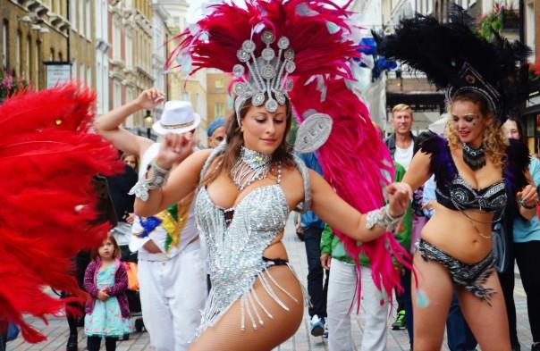 Guanabara Carnival Parade