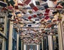 Lose your head in a good book | False Ceiling at LeadenhallMarket