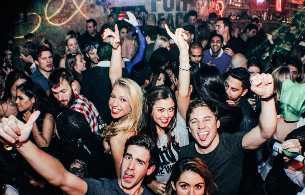 Celebrate the weekend at RLVRY - a secret warehouse festival in Chelsea
