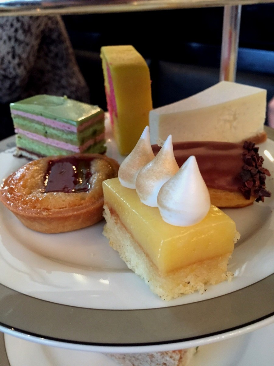 Afternoon Tea at The Wolseley review: Handmade pastries and brilliant service in a stunning setting