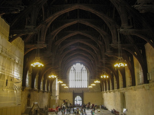 Westminster Hall © Memoirs Of A Metro Girl 2015