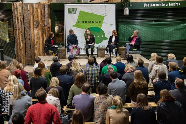 Brush up on your food knowledge as Borough Talks returns to Borough Market