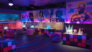 Go back to the Eighties at Maggie's