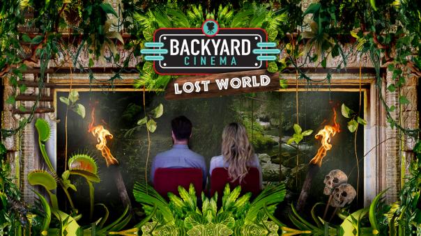 backyard cinema The Lost World
