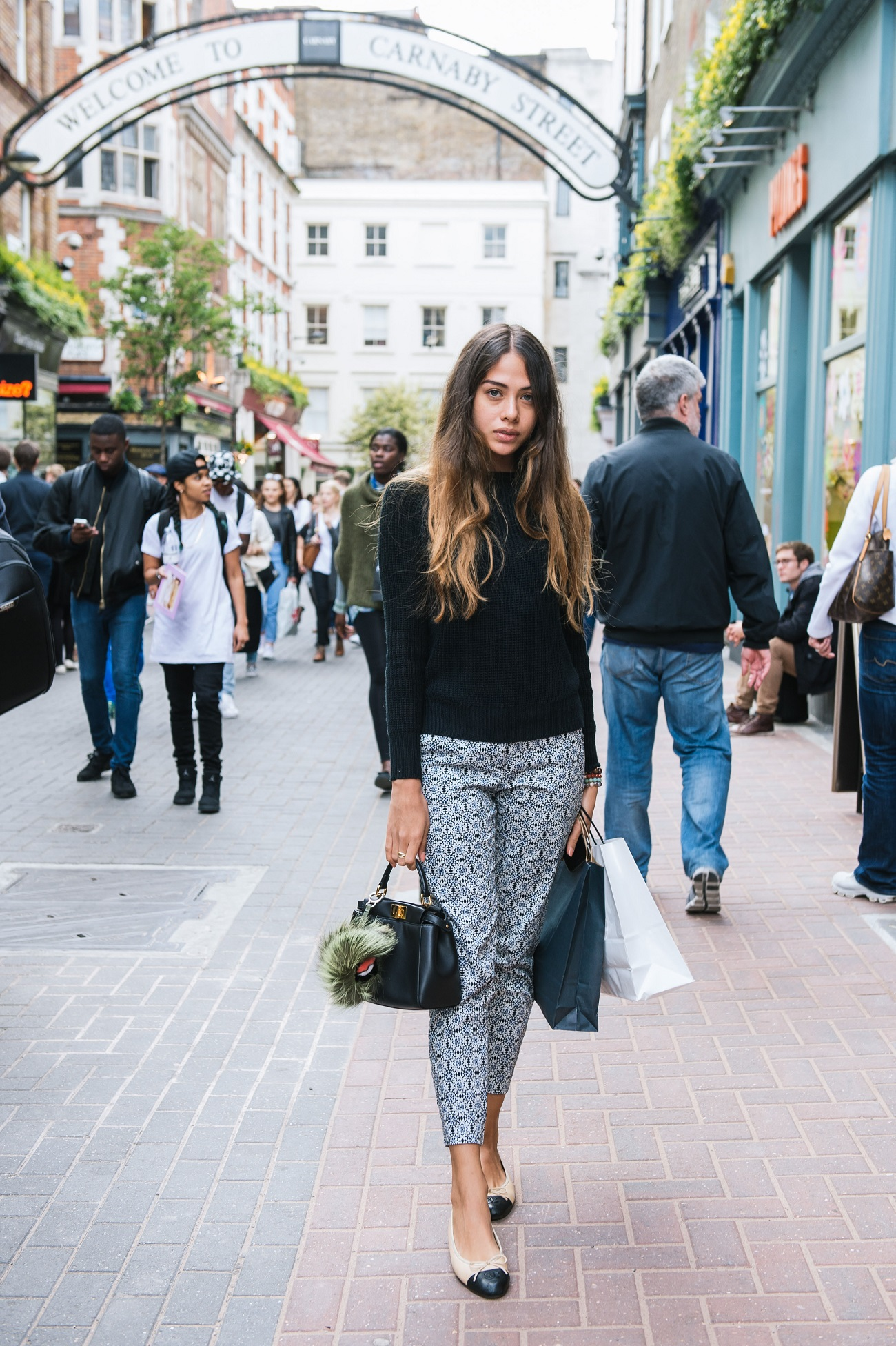 Get Your Style Fix With London Fashion Week At Carnaby