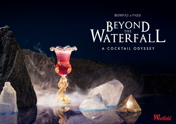 Beyond The Waterfall Bompas Parr Westfield by Addie Chinn