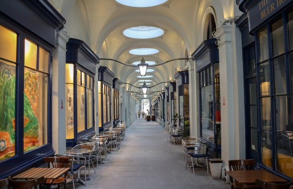 Royal Opera Arcade © Memoirs Of A Metro Girl 2016