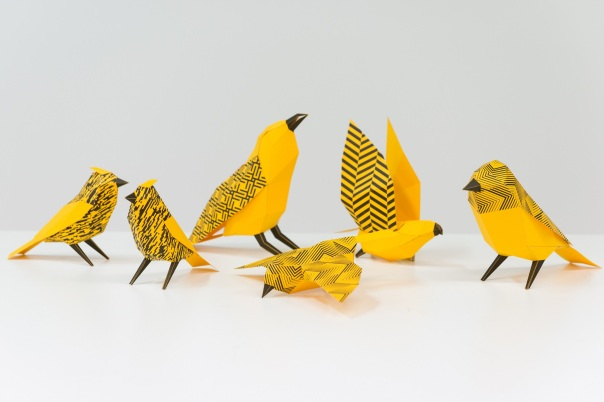 Paper Aviary