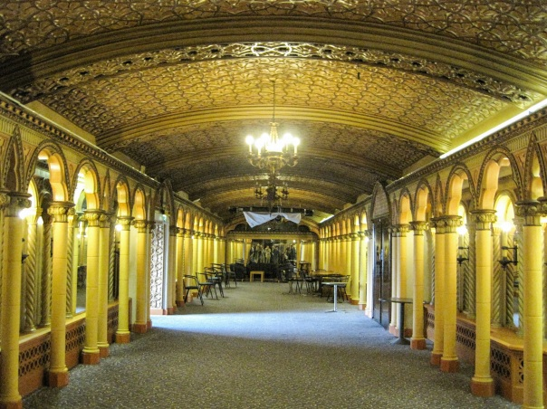 Granada Hall of Mirrors © Memoirs Of A Metro Girl 2017