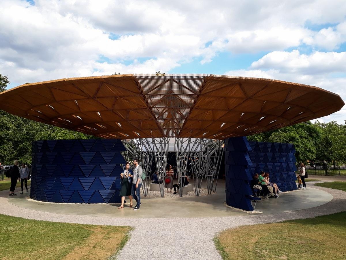 Serpentine Pavilion © Memoirs Of A Metro Girl 2017