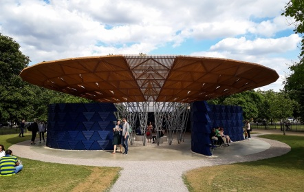 Serpentine Pavilion © Memoirs Of A Metro Girl 2017