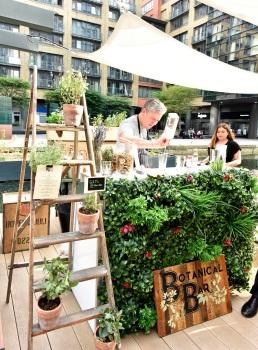 Botanical Bar © Merchant Square