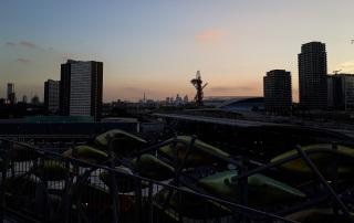 Rooftop Cinema Stratford © Memoirs Of A Metro Girl 2018