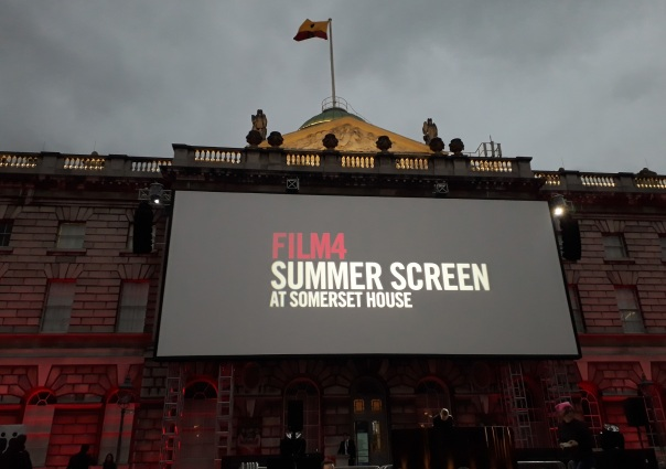 Somerset House Summer Screen © Memoirs Of A Metro Girl 2018