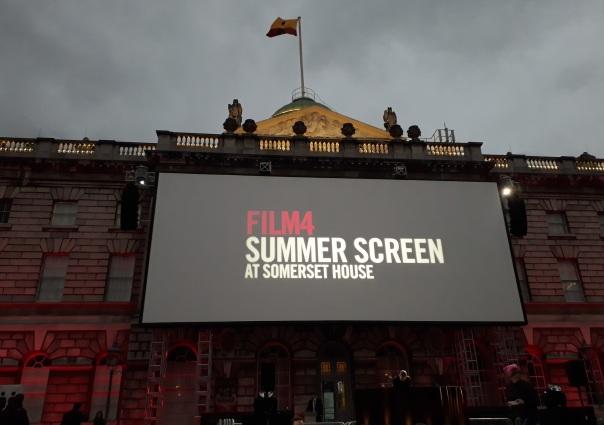 Somerset House Summer Screen © Memoirs Of A Metro Girl 2018