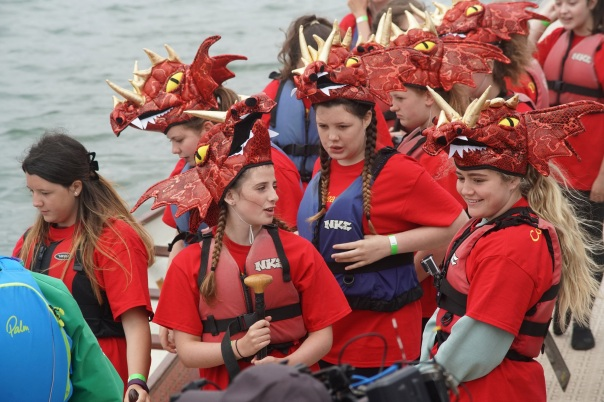 © London Hong Kong Dragon Boat Festival