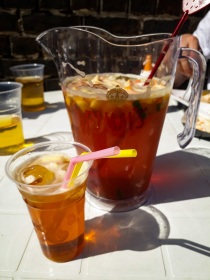 Pimm's pitcher © Memoirs Of A Metro Girl 2018