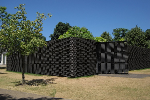 Serpentine Pavilion © Memoirs Of A Metro Girl 2018