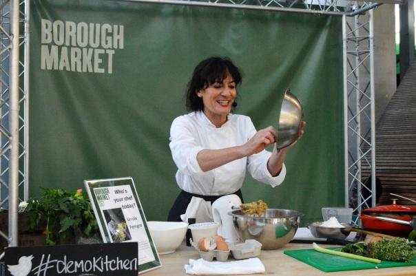 Ursula Ferrigno © Borough Market
